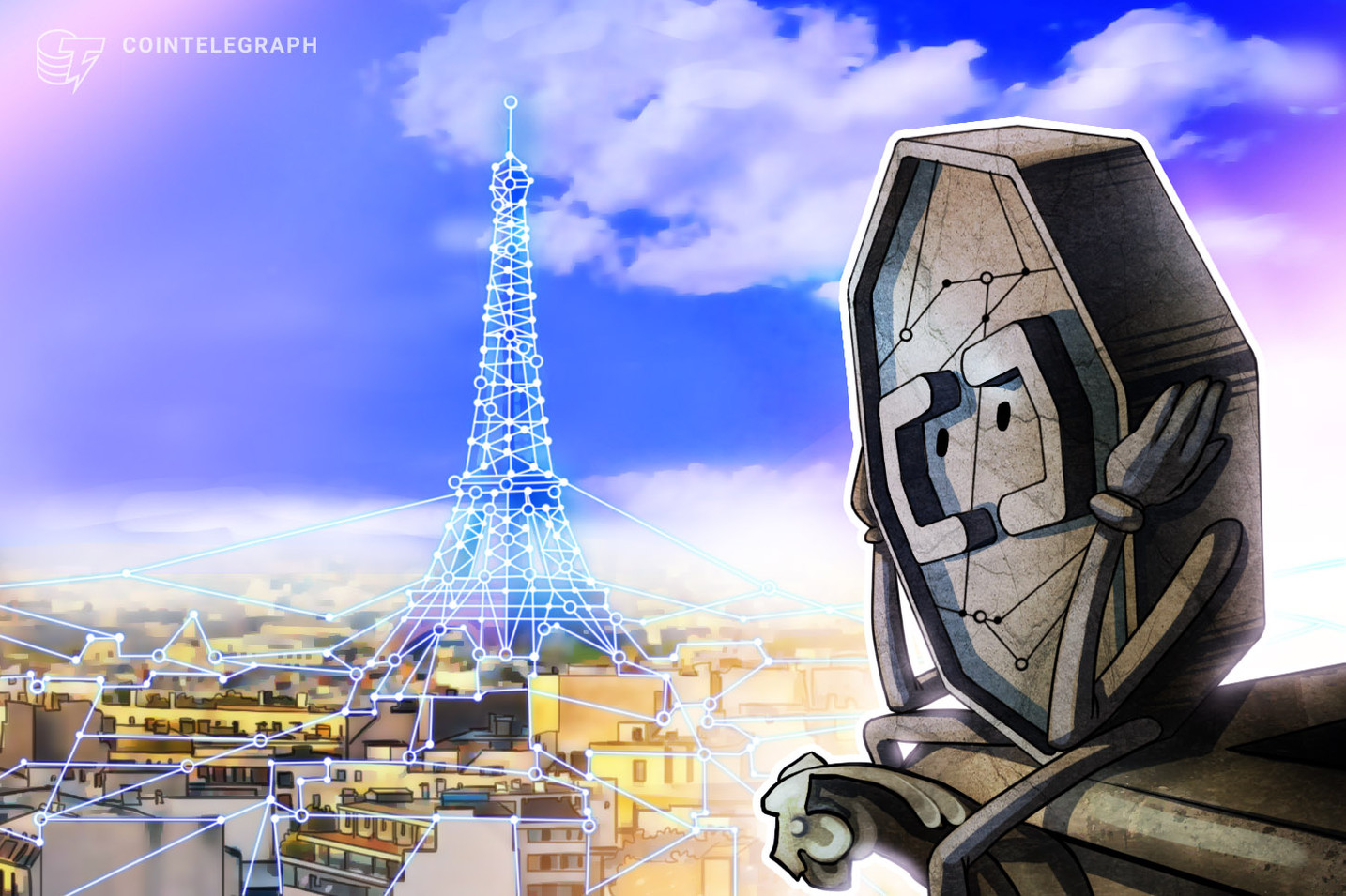 French Stock Market Watchdog Blacklists 21 Cryptocurrency and Crypto-Asset Websites