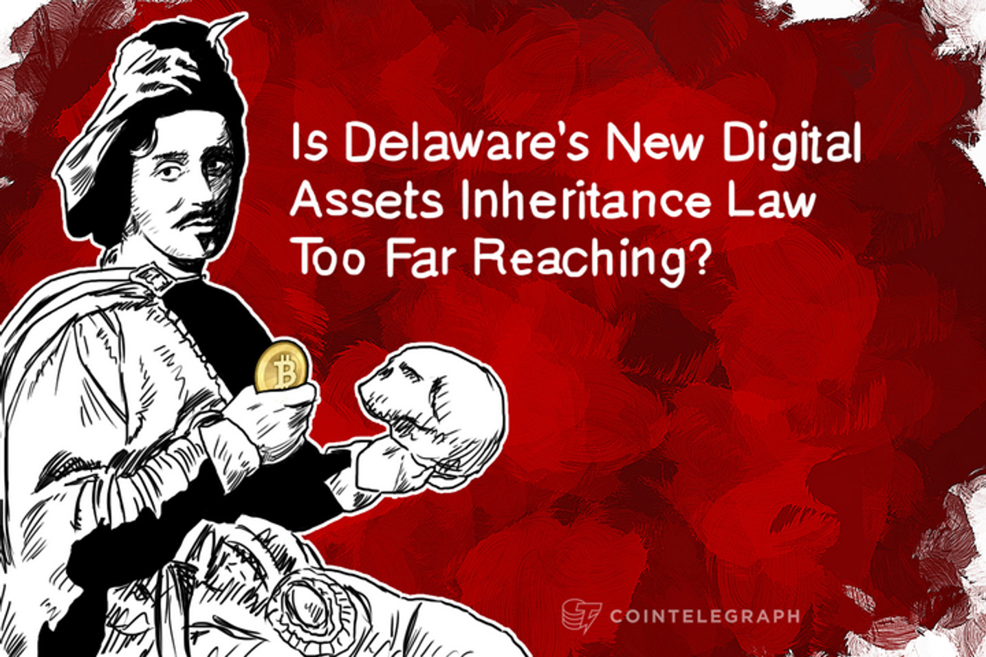 Is Delaware's New Digital Assets Inheritance Law Too Far Reaching?