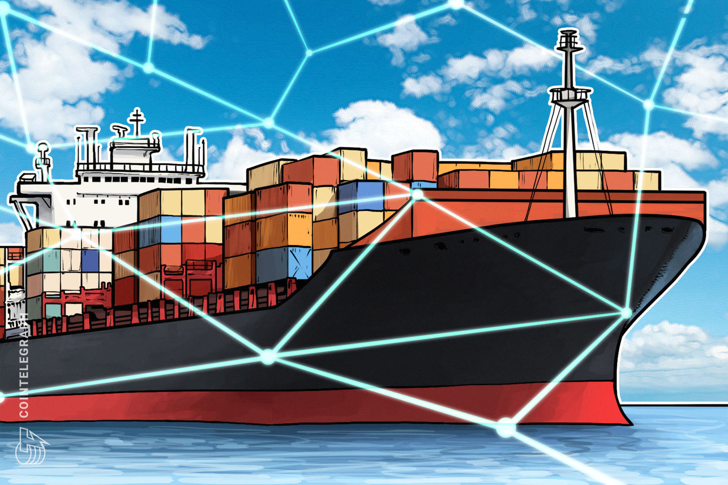 Shipping Giants Piloting Blockchain to Improve Efficiency
