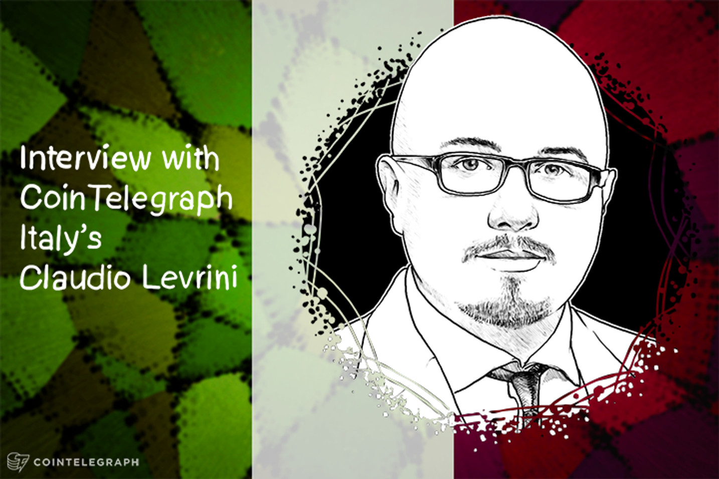 Crypto for All! An Interview with Cointelegraph Italy's Claudio Levrini