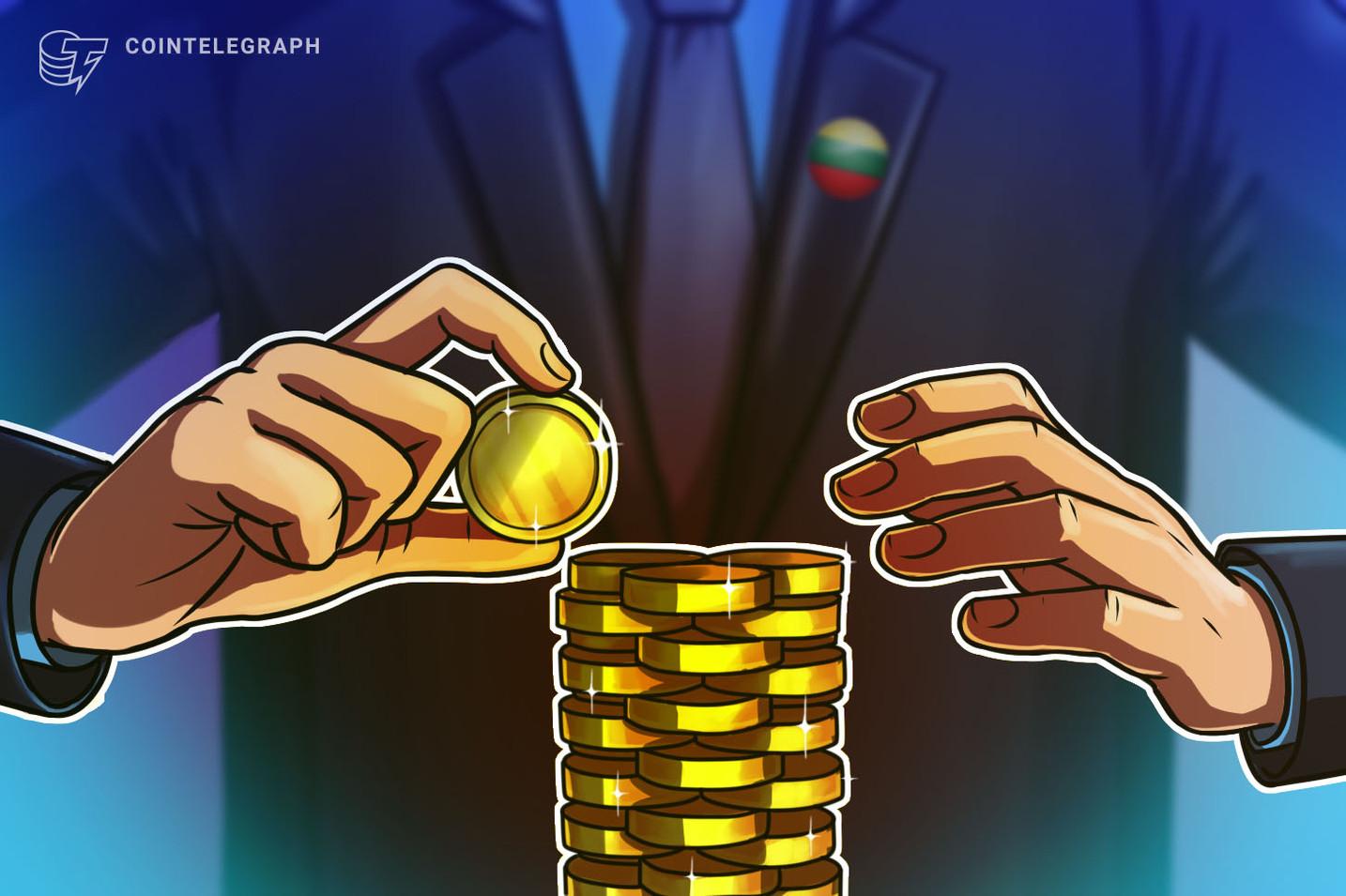 리투아니아 은행, 블록체인 콜렉터 코인 발표