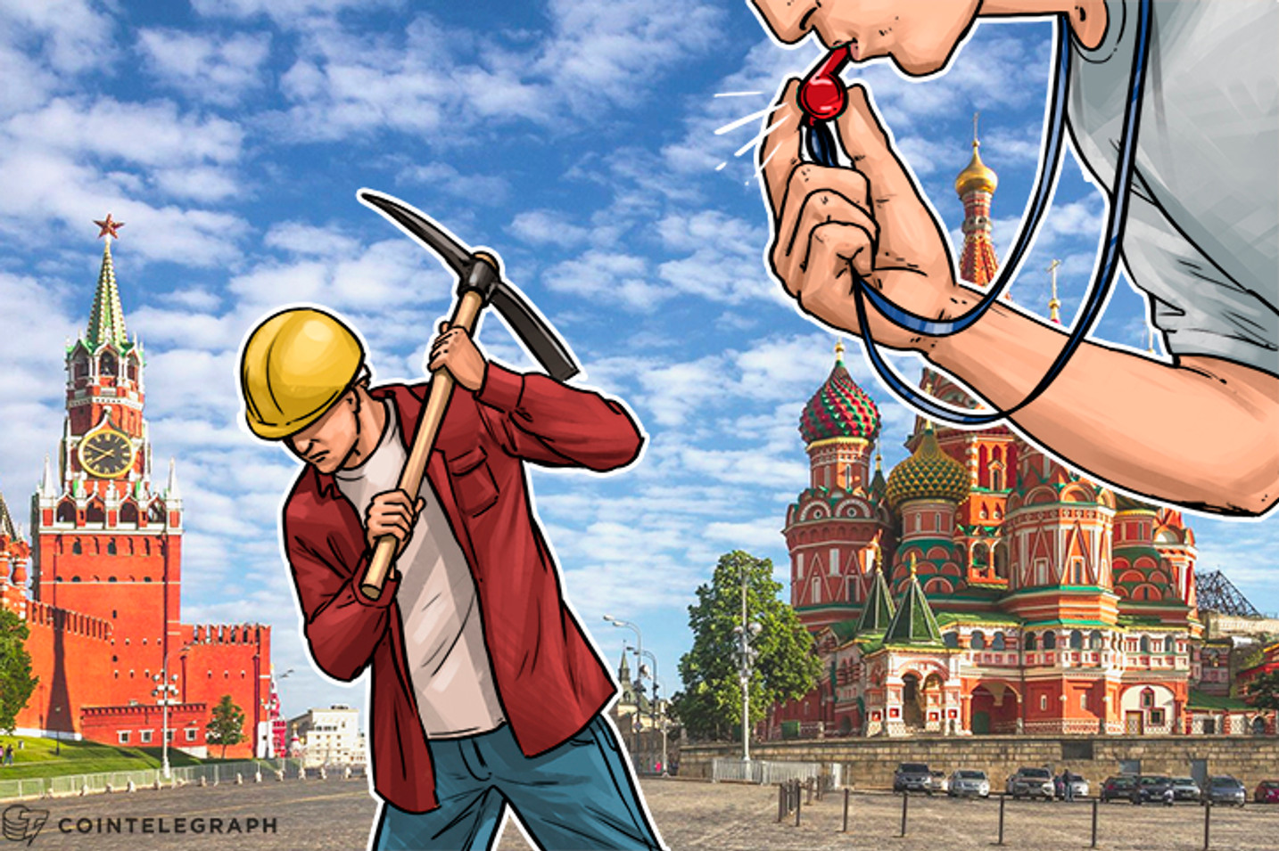 Bitcoin Will Be Legal In Russia, Mining to Be Regulated