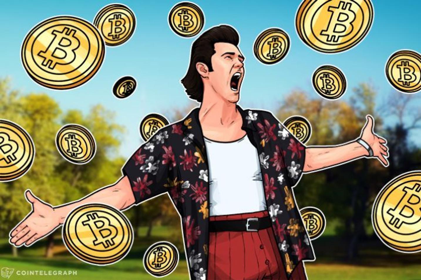 Bil Miler ima 30% sredstava u bitkoinu, vidi usvajanje kao ključ uspeha