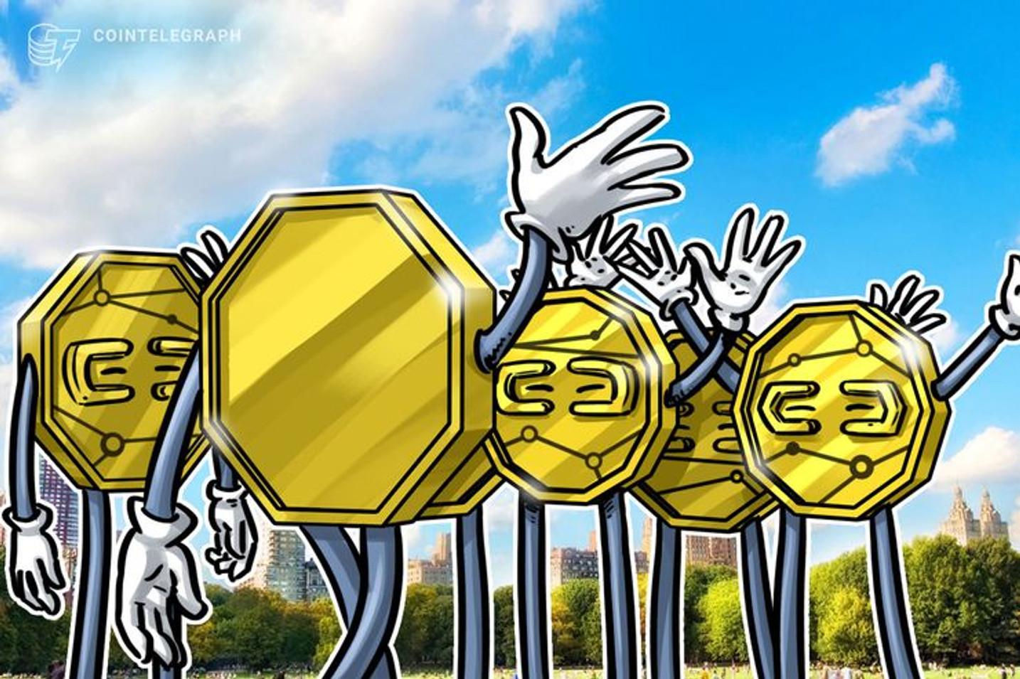 La criptomoneda Amero concluyó el armado de su blockchain y tiene prevista su salida al mercado el 21 de junio