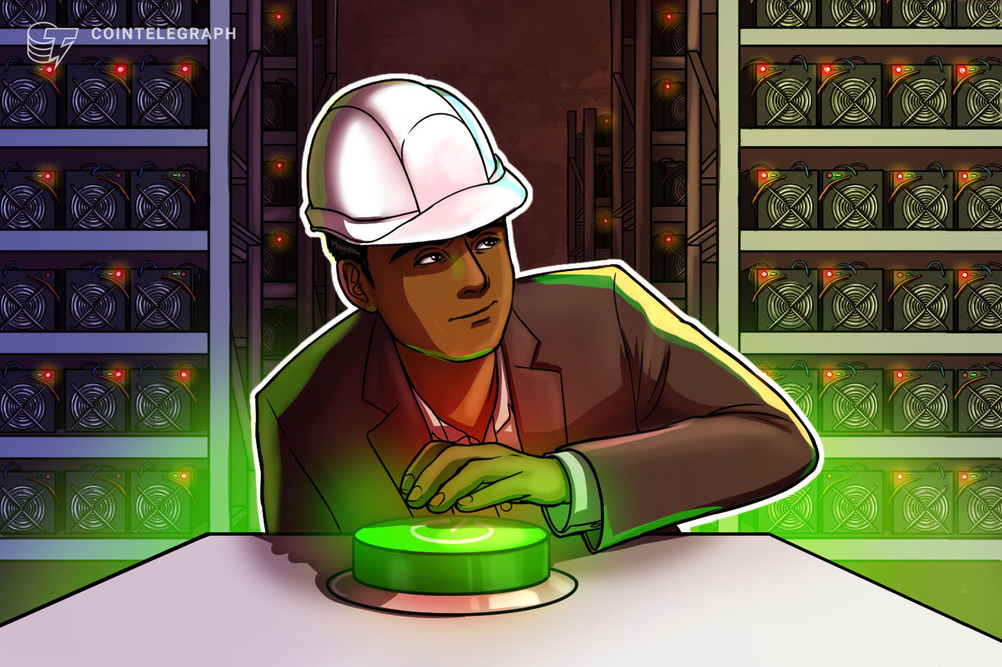 Iranian Authorities Greenlight Power Plants Mining Bitcoin