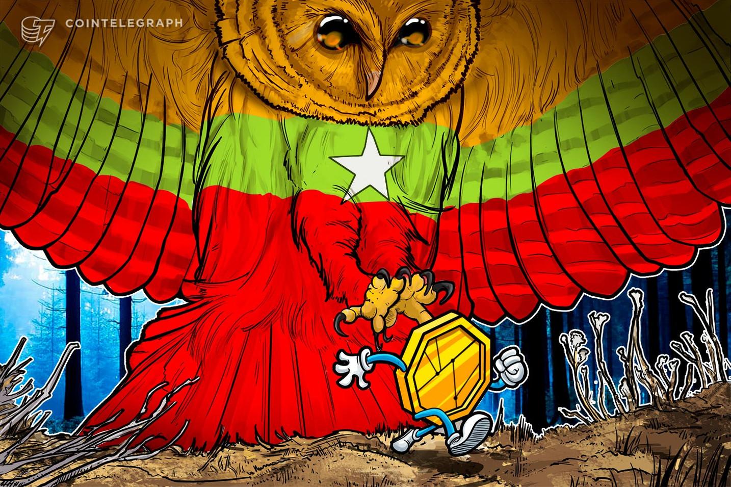 ミャンマー中央銀行、詐欺報告を受け国民に仮想通貨を使用しないよう警告