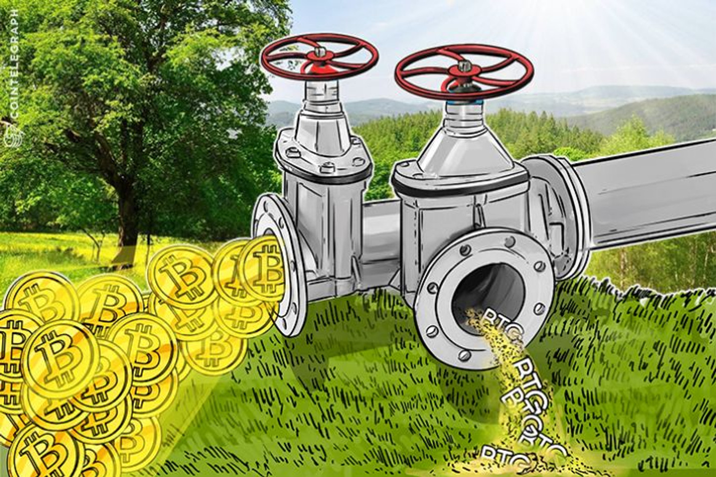 Bitcoin Gold Clarifies Premine Endowment