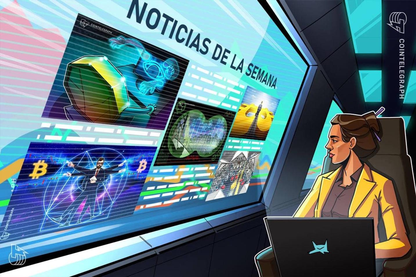 Top criptonoticias de la semana: Banco Central de Argentina vigilando, Bitcoin al borde de una ruptura, miles de millones de dólares en opciones bajistas de BTC y mucho más