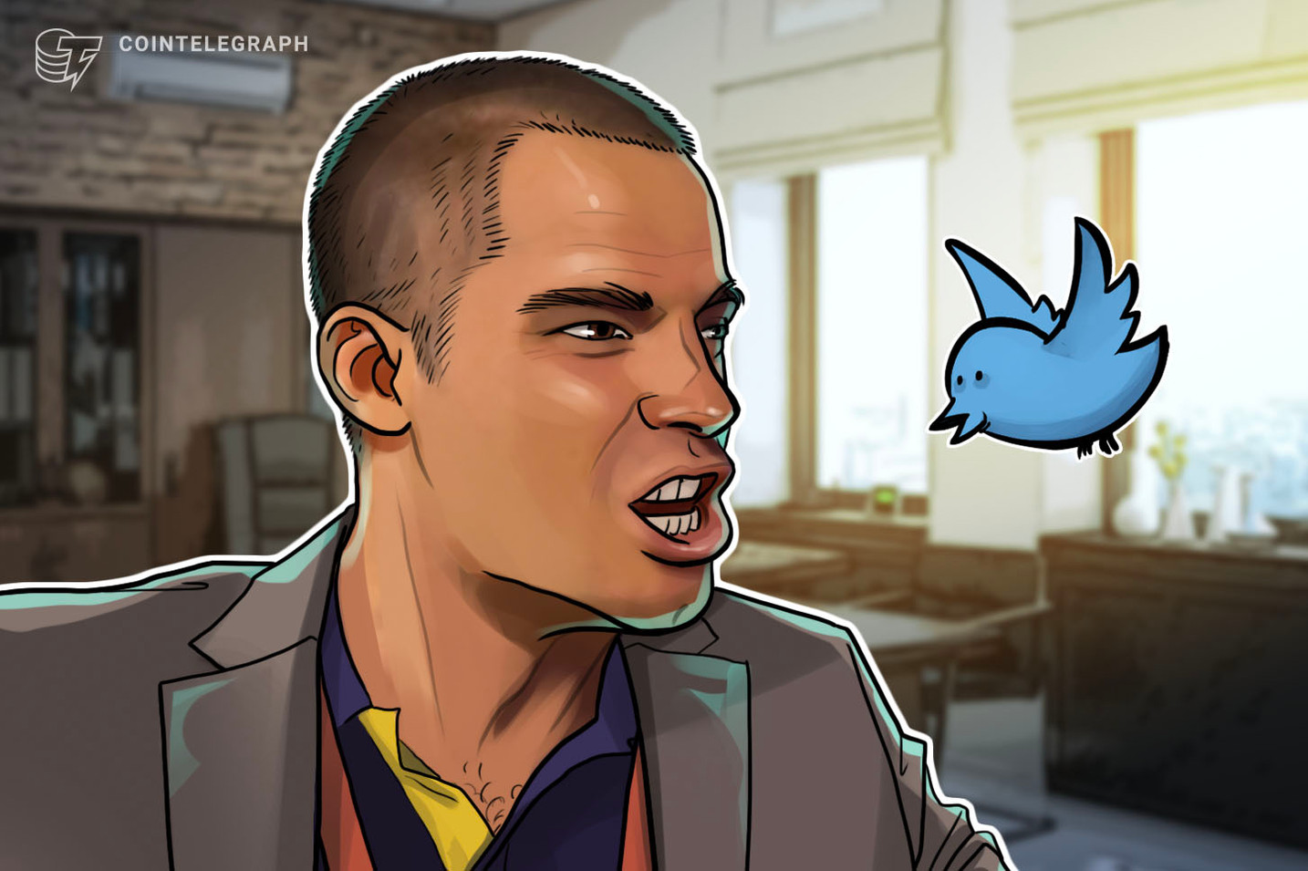 Roger Ver Says Twitter Blocking His Tweets About BCH