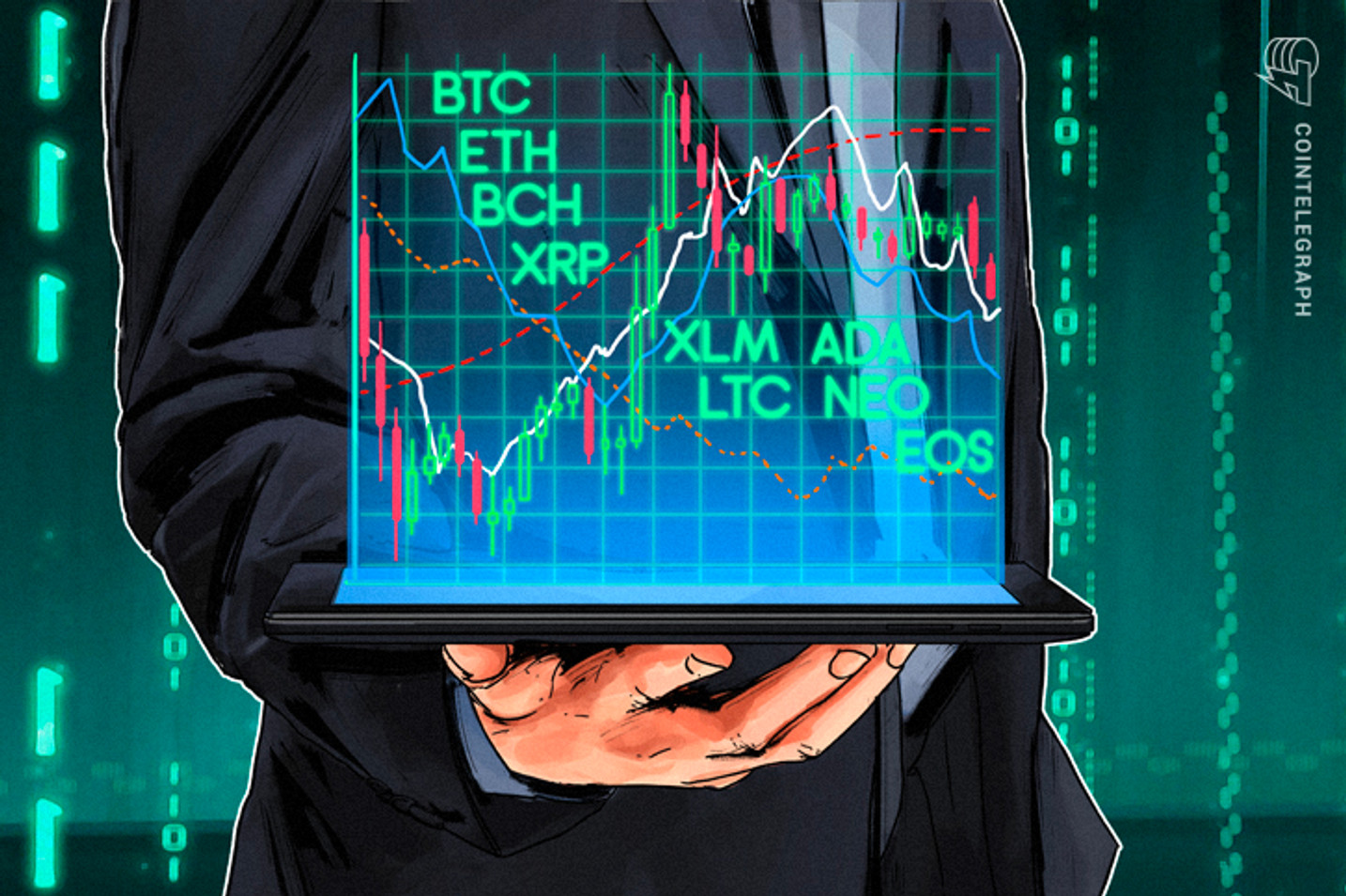 Bitcoin, Ethereum, Bitcoin Cash, Ripple, Stellar, Litecoin, Cardano, NEO, EOS: Price Analysis, Feb. 26