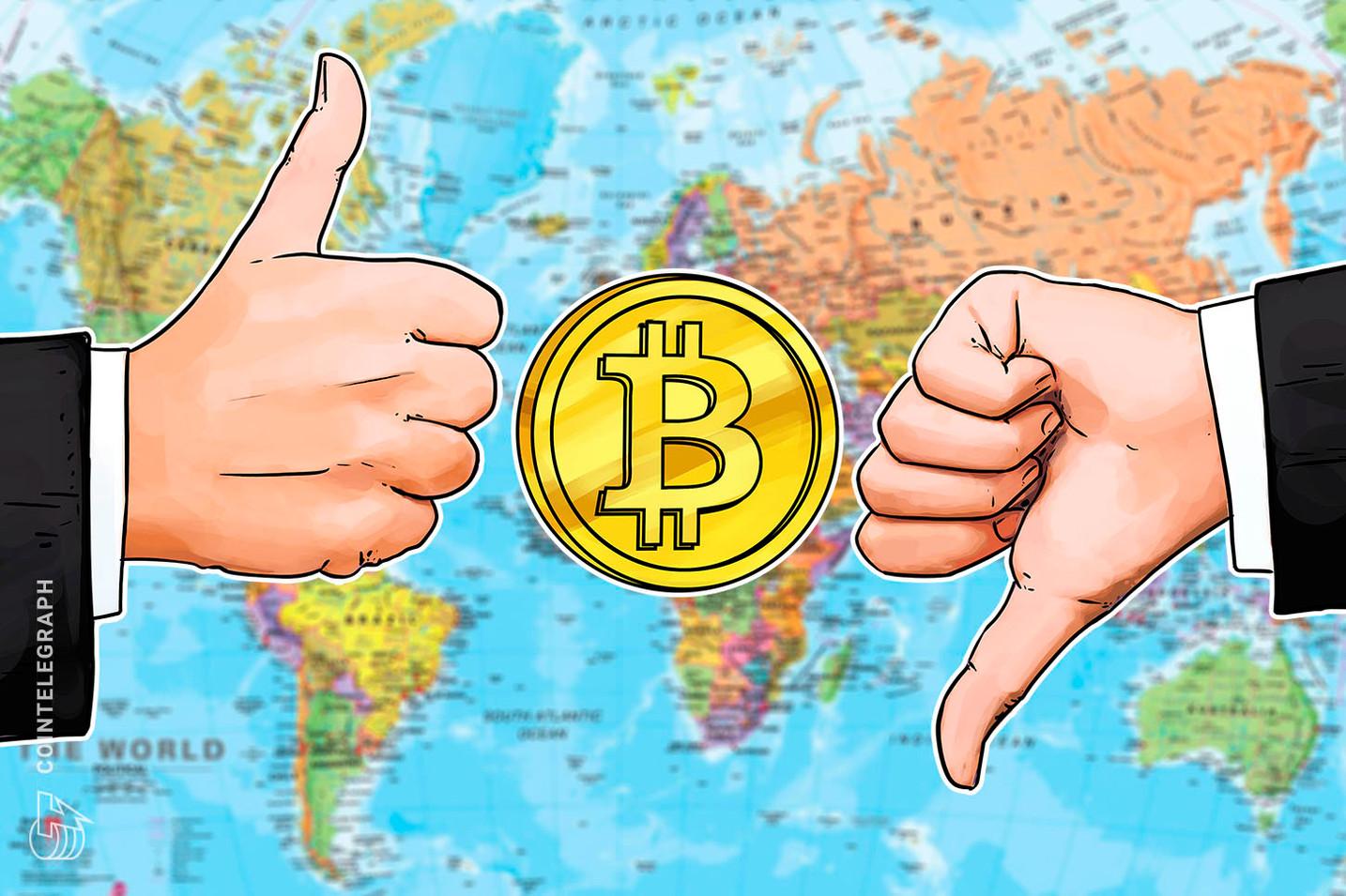 """Bitcoin é """"Qualquer coisa menos útil"""" diz a ex-presidente do Federal Reserve Janet Yellen"""