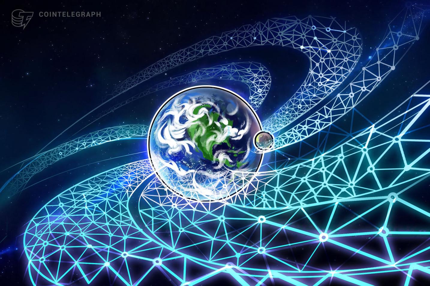 Houston, wir haben die Lösung: Blockchain für die Raumfahrtindustrie