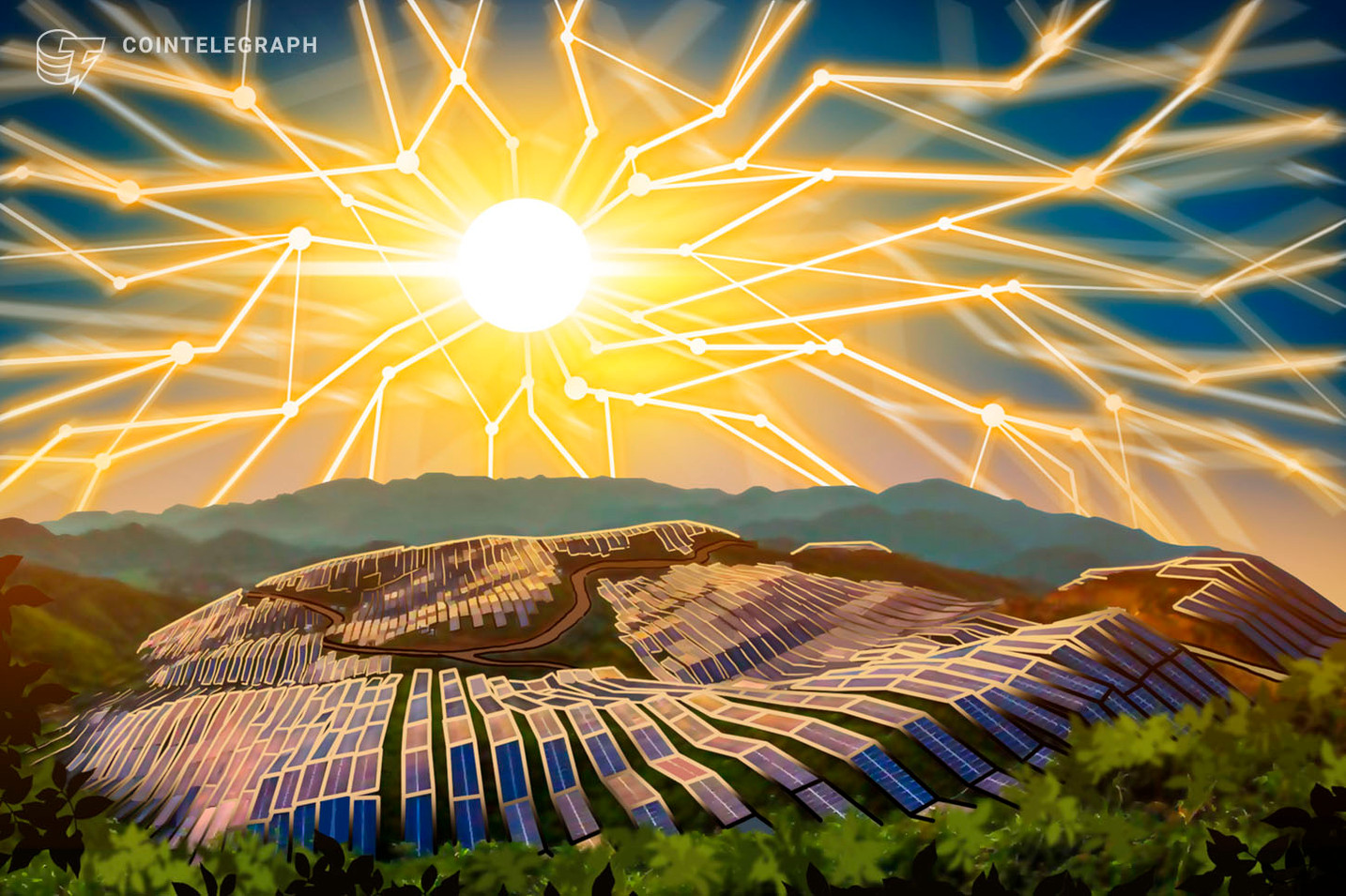 Chinese Blockchain-Based Mobile Payment Revolution: How the Biggest CO2 Polluter Is Becoming the World's Leading Producer of Solar Panels