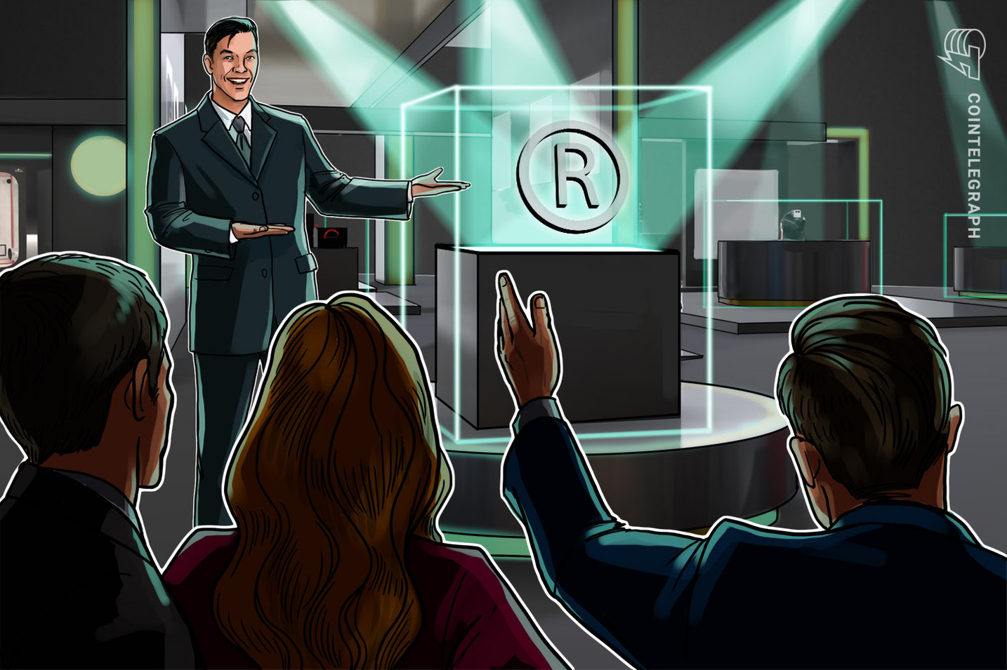 Coinbase Seeks Trademark for Term 'BUIDL' as Crypto SaaS