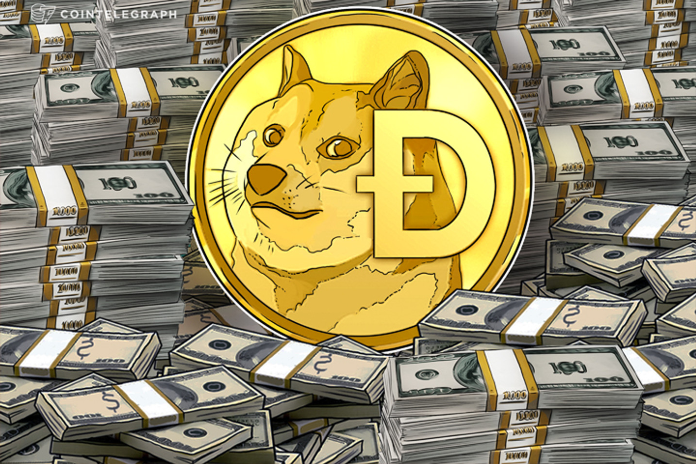 From Memecoin to Billion Dollar Player - Dogecoin Breaks $1 Bln