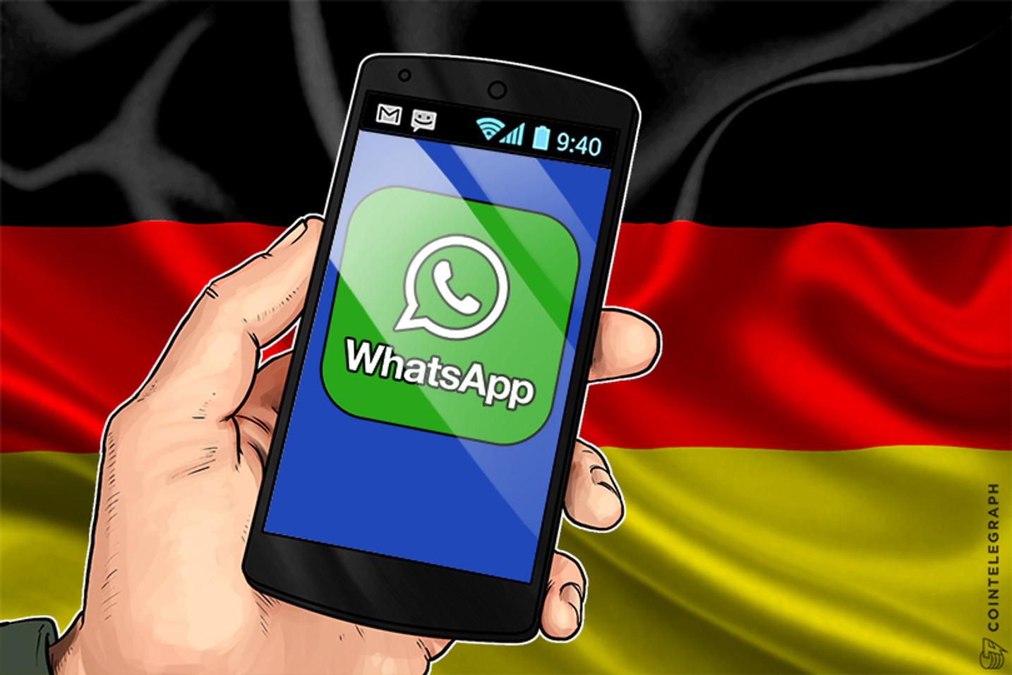 War Against Encryption: German Intelligence Agency Targets WhatsApp, Telegram