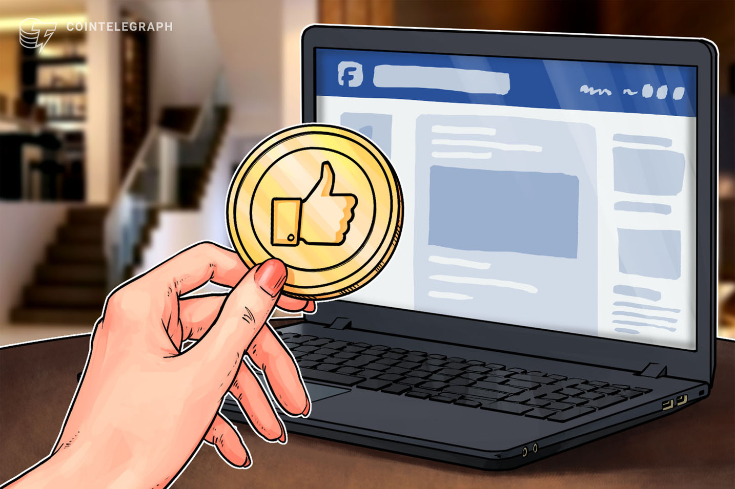 Bloomberg: Facebook is Developing a Cryptocurrency for Transfers in WhatsApp