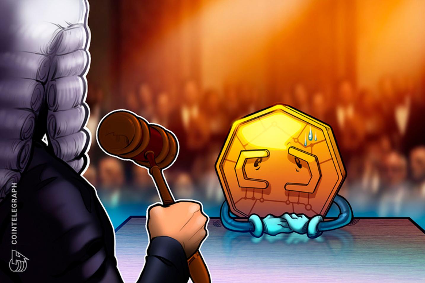 Processos envolvendo Bitcoin cresceram 1.400% na Justiça brasileira nos últimos cinco anos