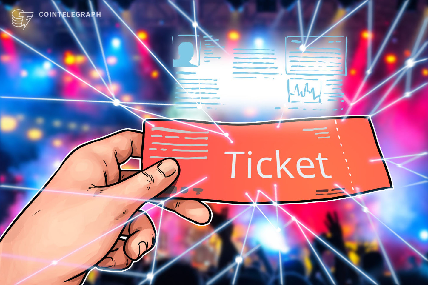 Blockbuster or a Bust? Tickets Industry Lines Up Around the Blockchain