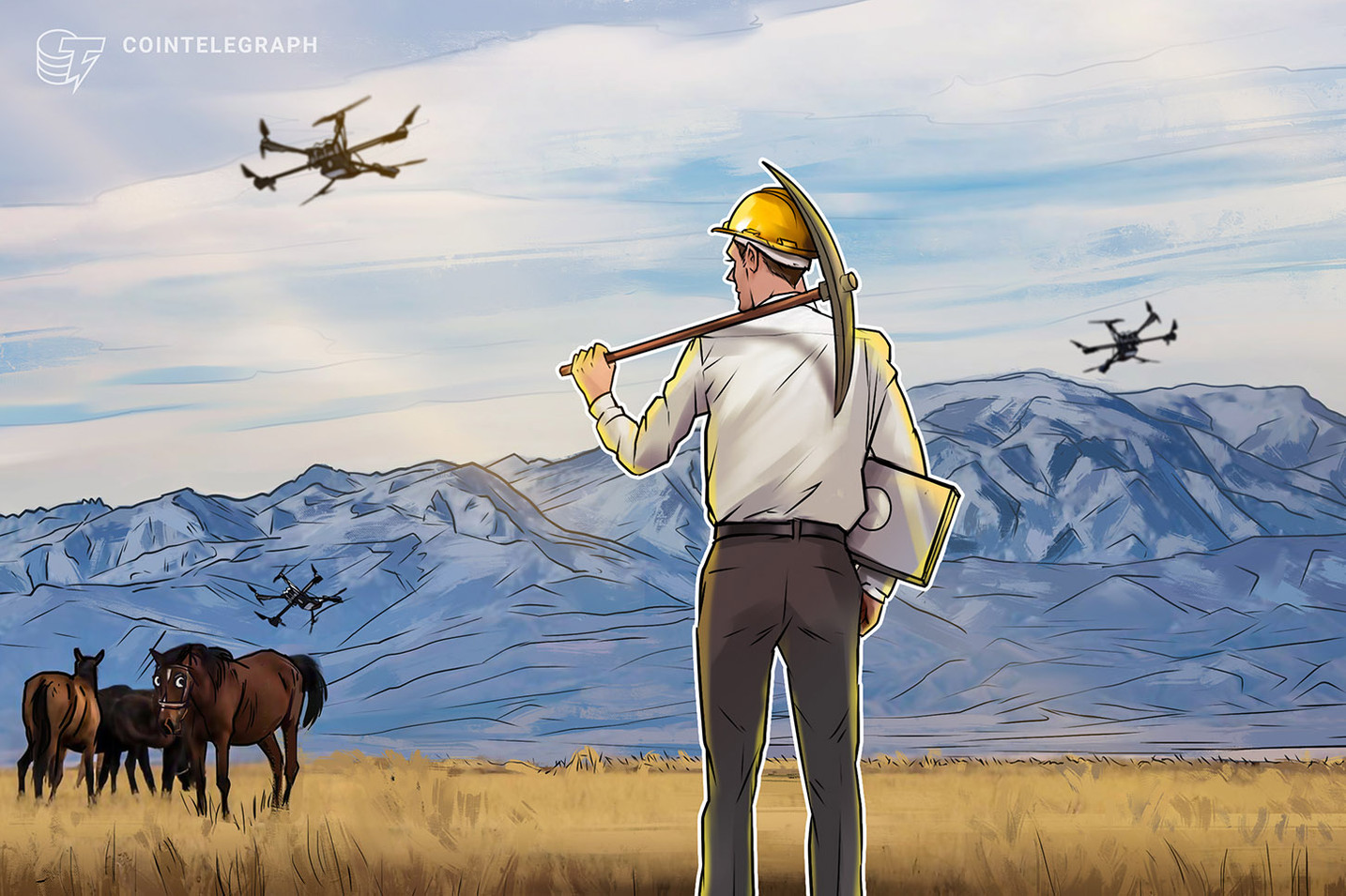 Kazakhstan Sets Eyes on Top-3 Spot for Global Bitcoin Mining
