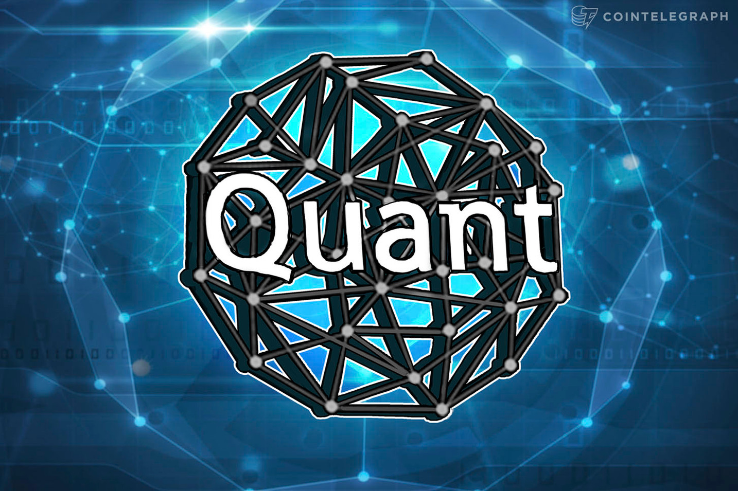 Quant Network's Overledger Set To Harness Blockchain Technology To Power The Next Industrial Revolution
