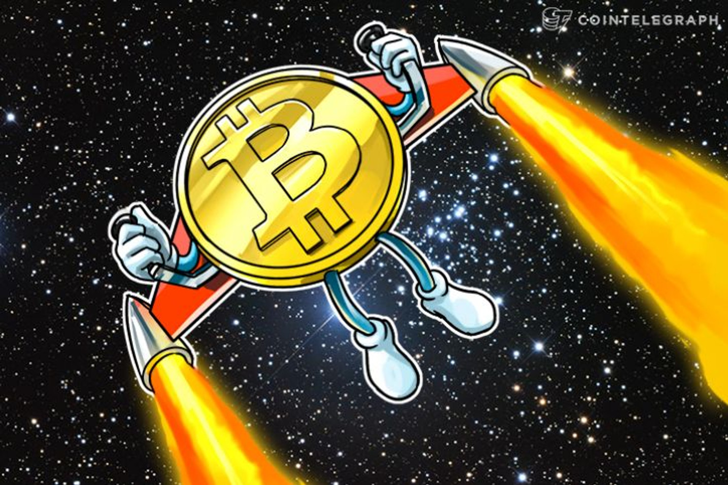 Preço do Bitcoin chega perto dos US$ 4.700 à medida que que os mais recentes saltos levam as altcoins mais apra cima