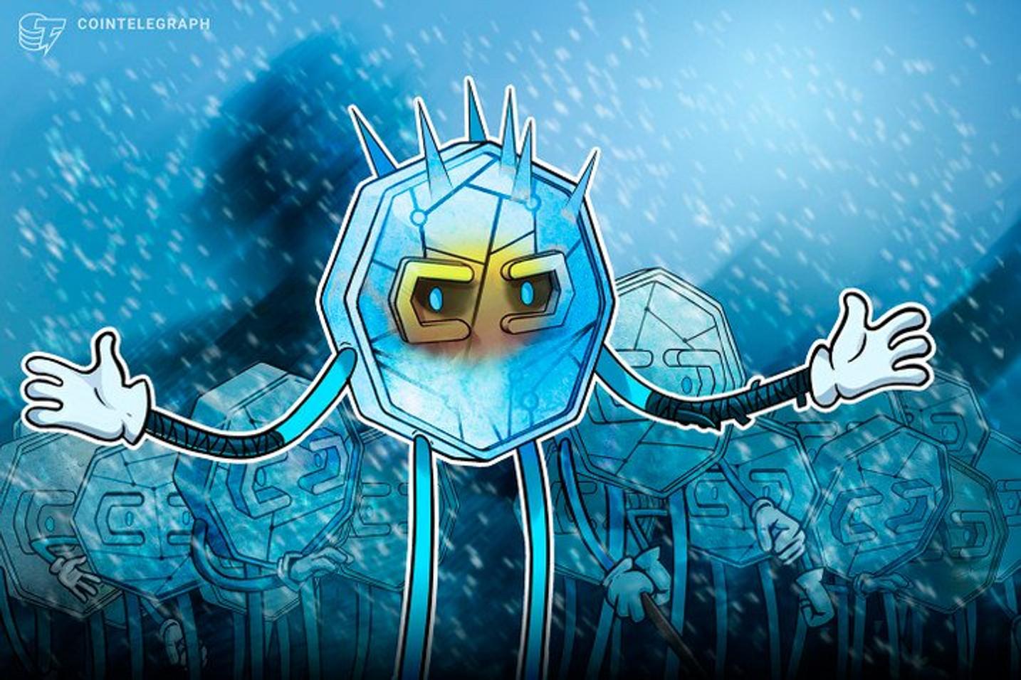 Grandes carteiras de Bitcoin podem ser vulneráveis a ataques duplos