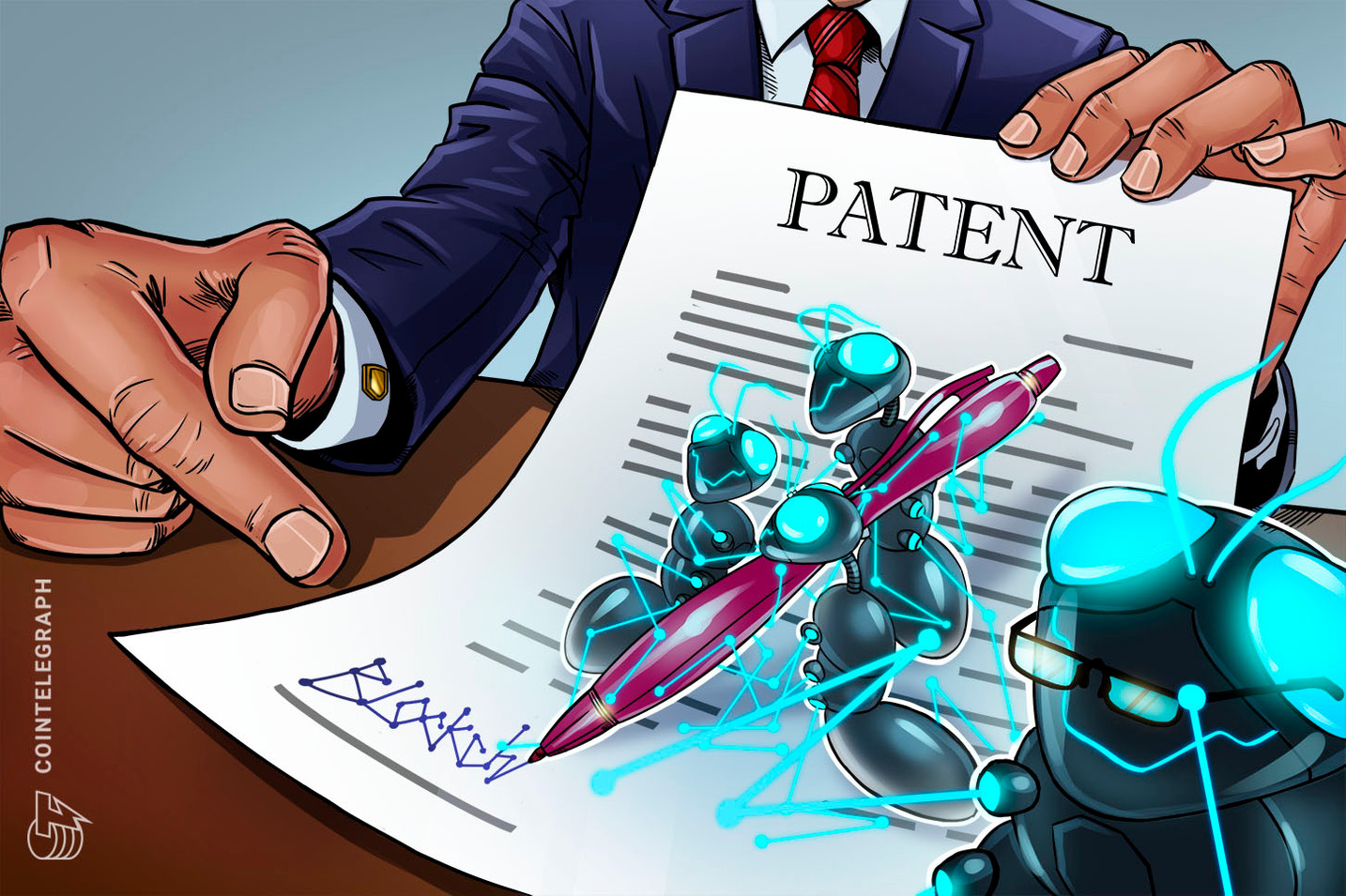 Bank of America Files Patent for Settlement System Citing 'Ripple'