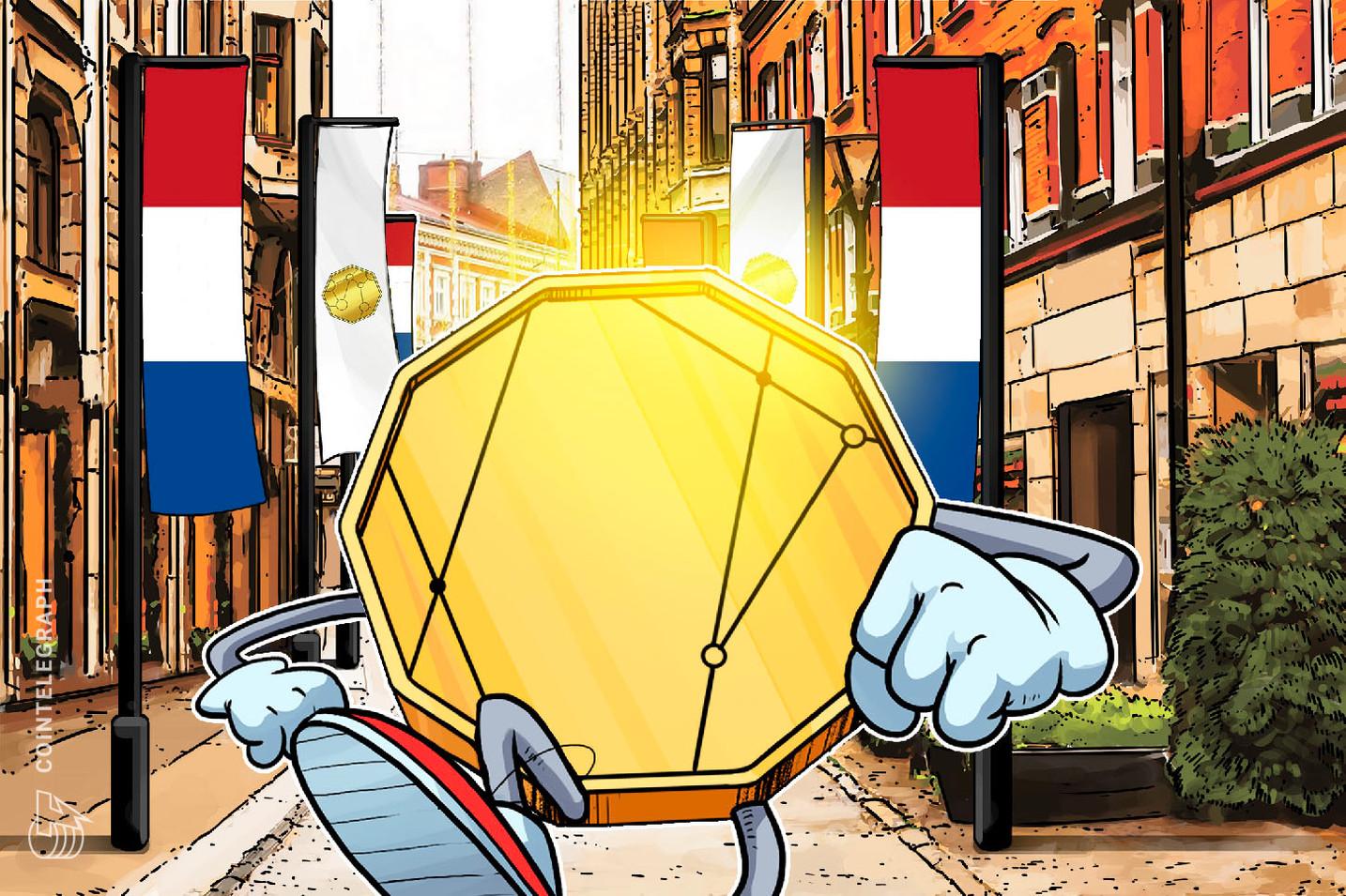 """El banco central holandés está """"listo para jugar un papel de liderazgo"""" con el euro digital"""
