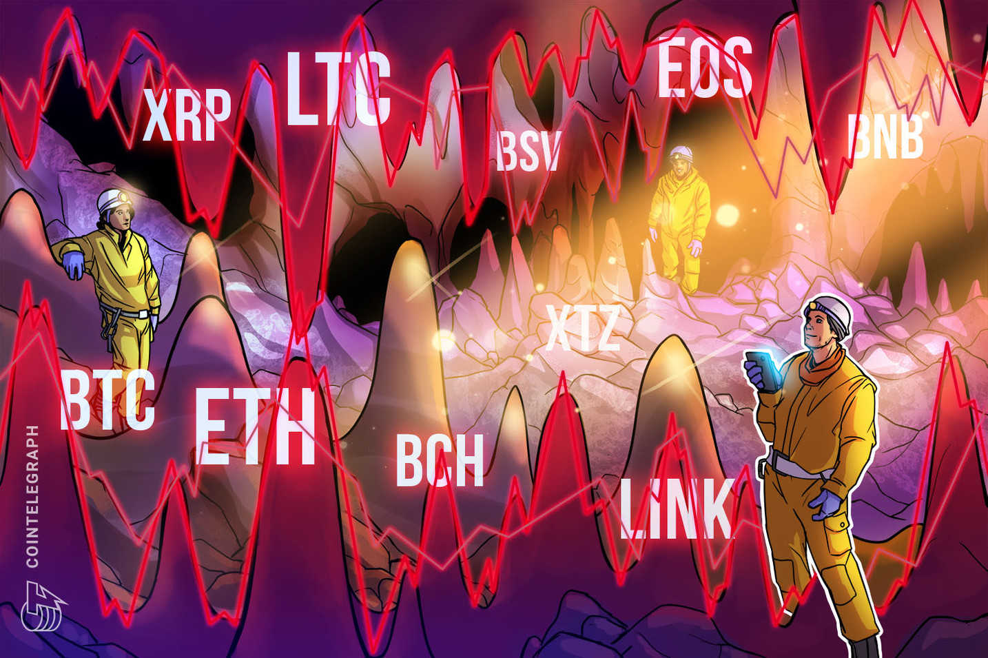 3월 4일 가격 분석 : BTC, ETH, XRP