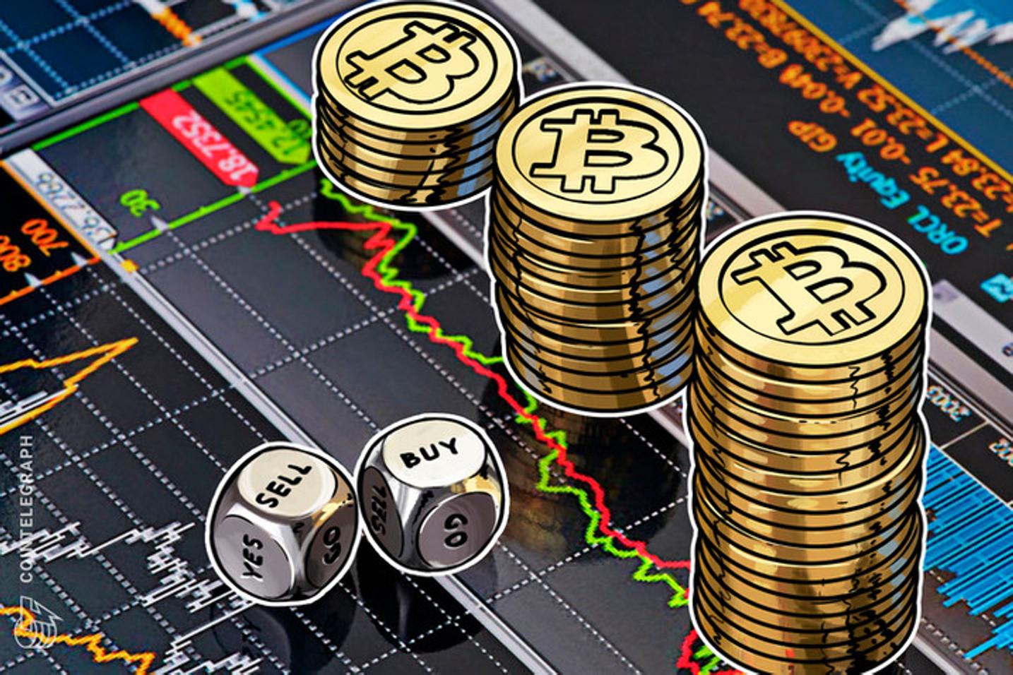 Bitcoin ha seguido los movimientos del mercado de valores en los últimos 10 años, revela analista