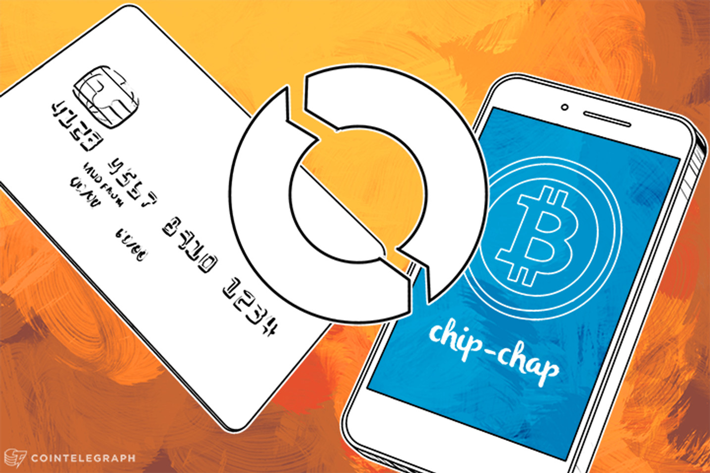 Buy Bitcoin with a Credit Card Worldwide with Chip Chap