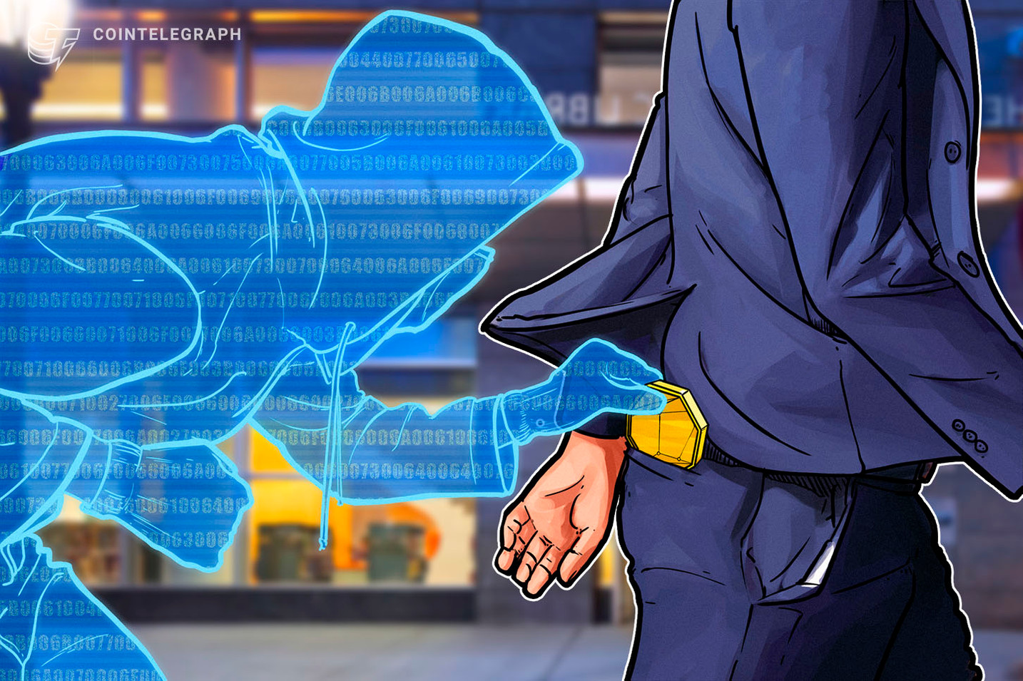 'Blockchain Bandit' Has Stolen 45,000 ETH by Guessing Weak Private Keys, Report Claims