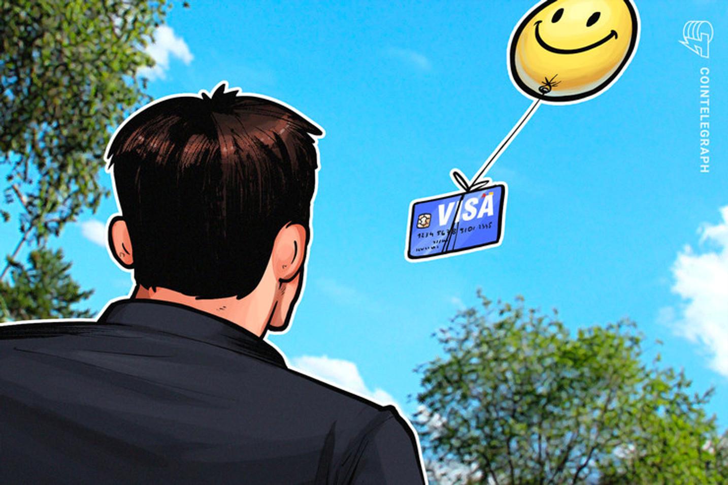 Las firmas 2gether y Visa llegan a un acuerdo para permitir que los usuarios operen con criptomonedas