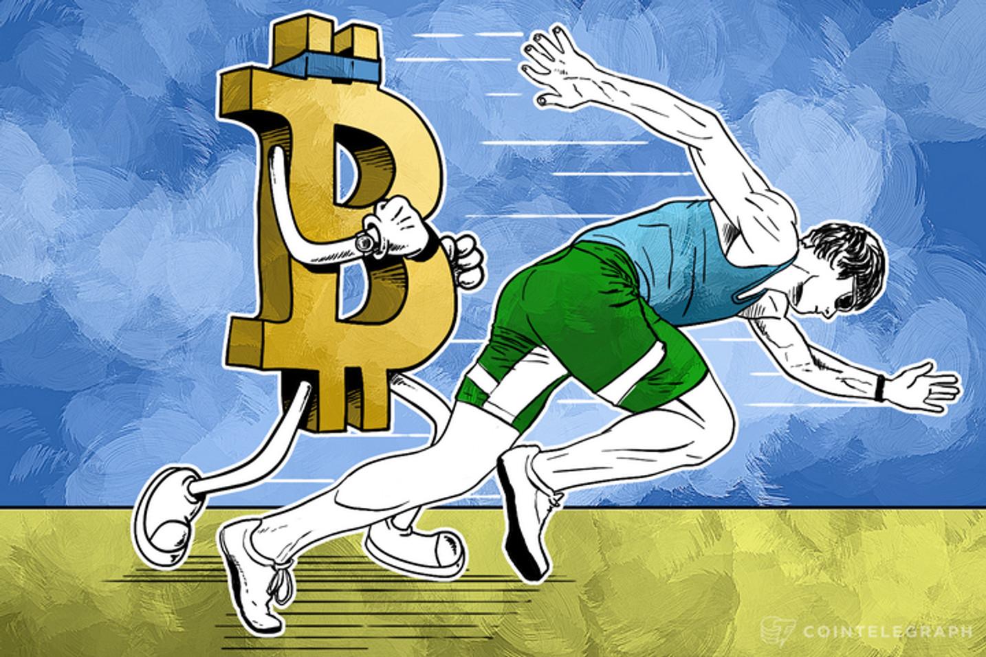 Bitcoin Is Not A Sprint, It's A Marathon (Op-Ed)