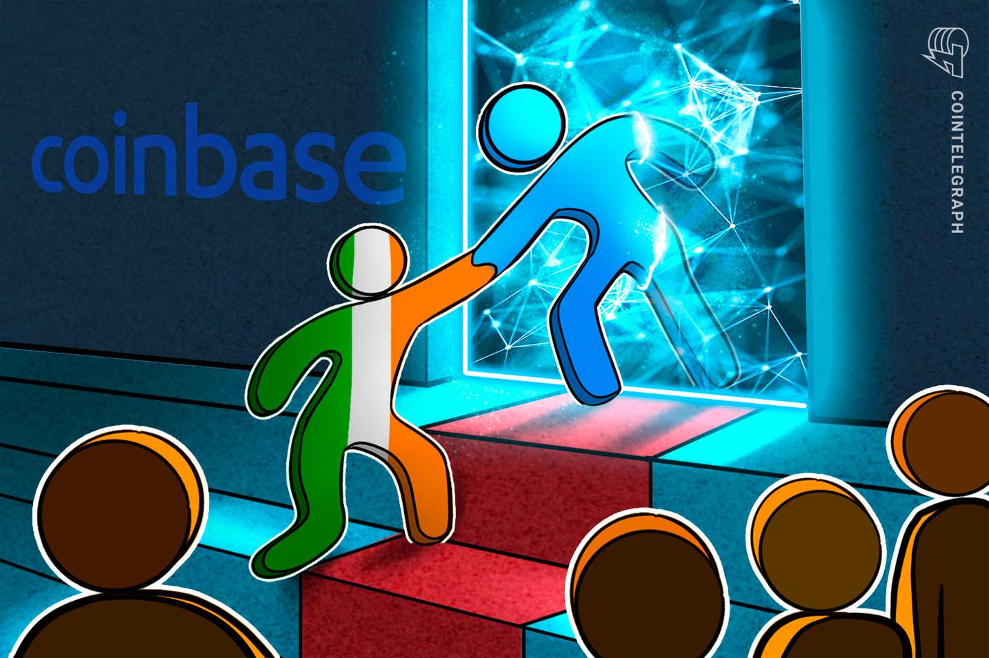 Coinbase lanza una división de custodia de criptomonedas internacional