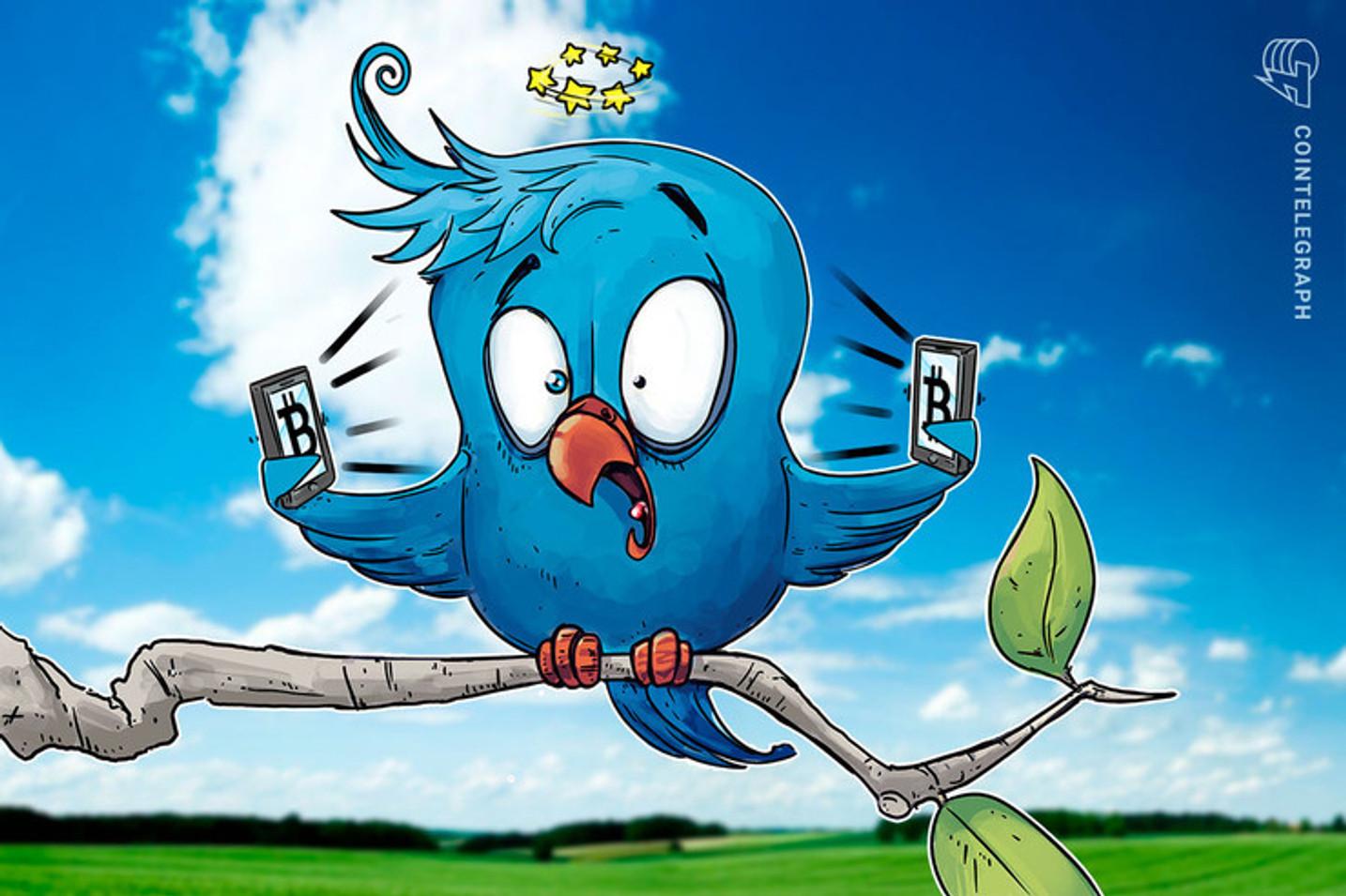 La influencia de Twitter en los precios de bitcoin y otras criptomonedas