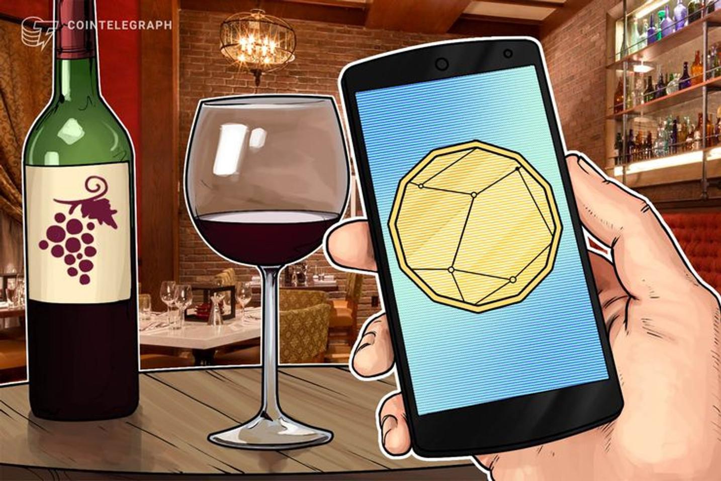 Open Vino anunció ICO del token MTB20 y el lanzamiento de la Dapp Viniswap