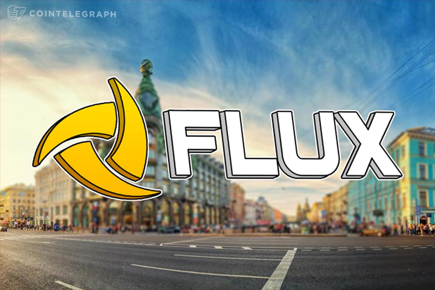 Blockchain Platform FLUX to Sponsor World Leading e-Sports Organization GAMBIT