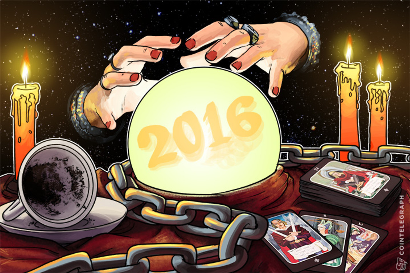Blockchain Technology Predictions For 2016