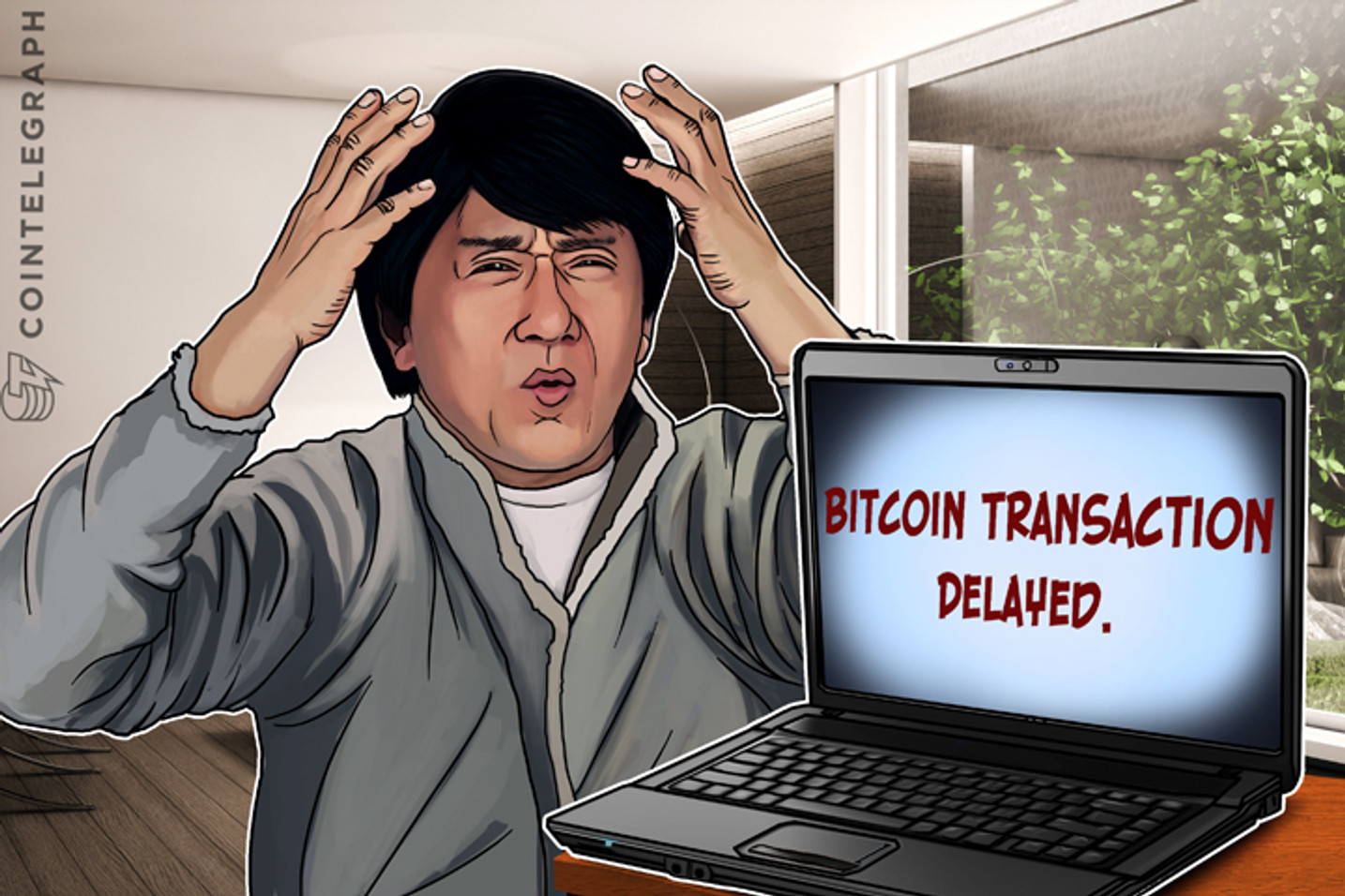 Bitcoin Transactions Confirmation Delays