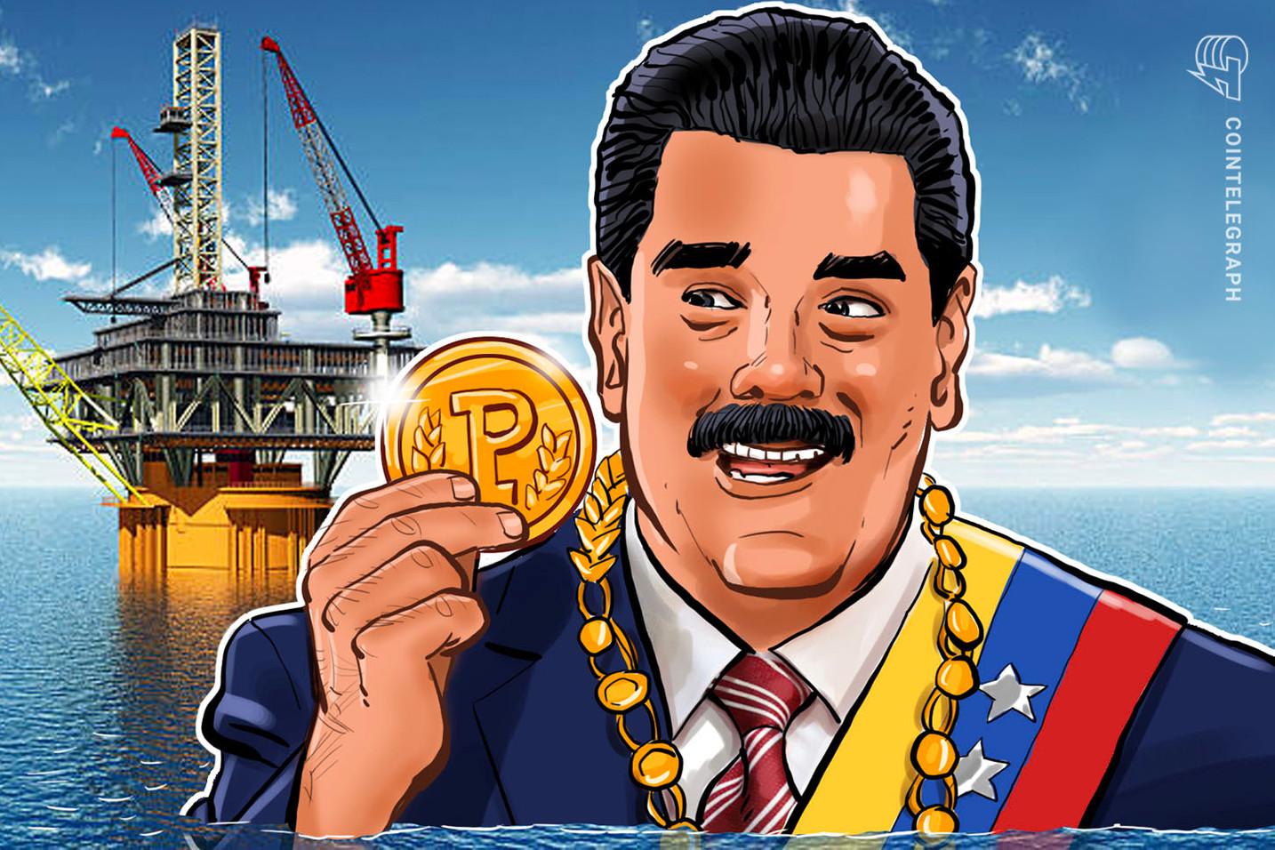 Venta de controvertida Petro de Venezuela comienza en noviembre, afirma Maduro