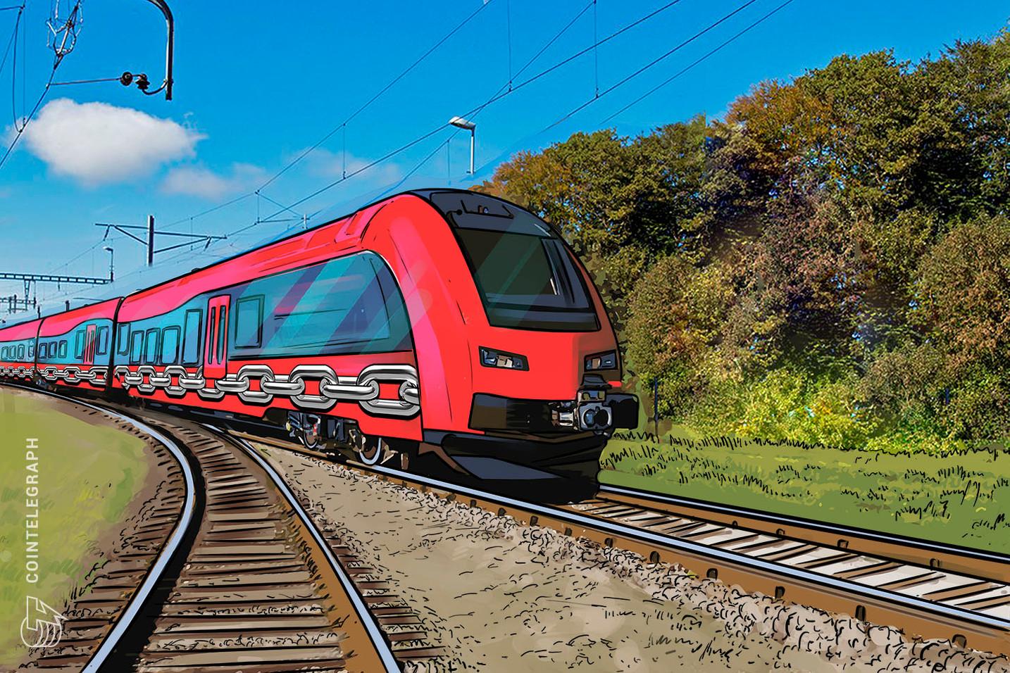 La cuarta mayor compañía ferroviaria de Estados Unidos se une a Blockchain en Transport Alliance
