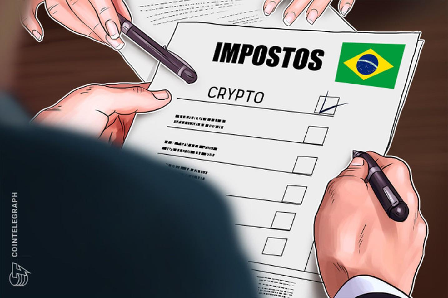 Muitos brasileiros irão declarar criptomoedas no Imposto de Renda pela primeira vez