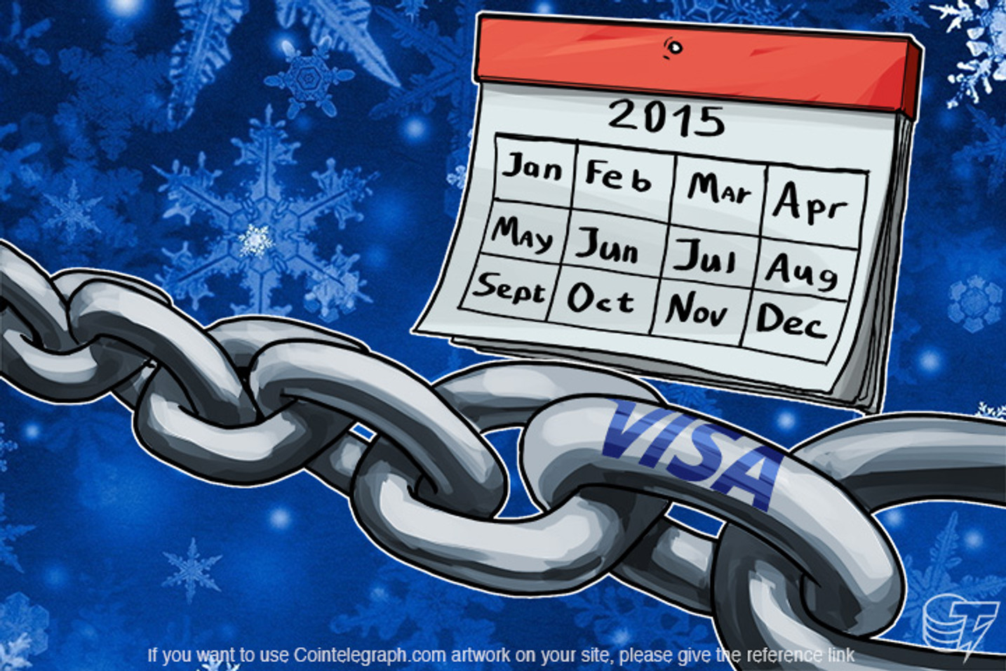 Visa: 2015 Has Turned The Blockchain Into Something The Industry Has To Live With