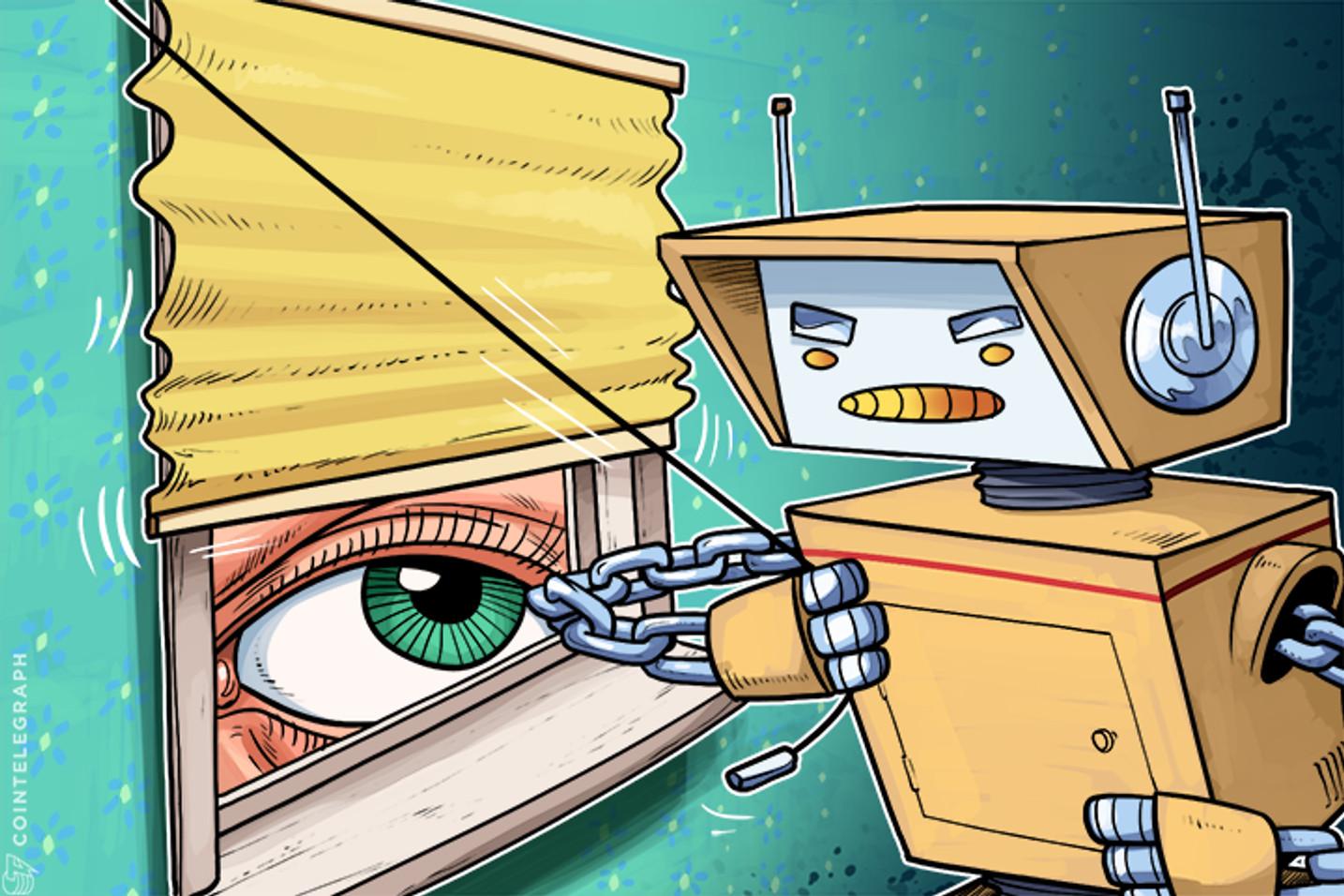 Por que apenas o Blockchain não pode resolver o problema de privacidade?