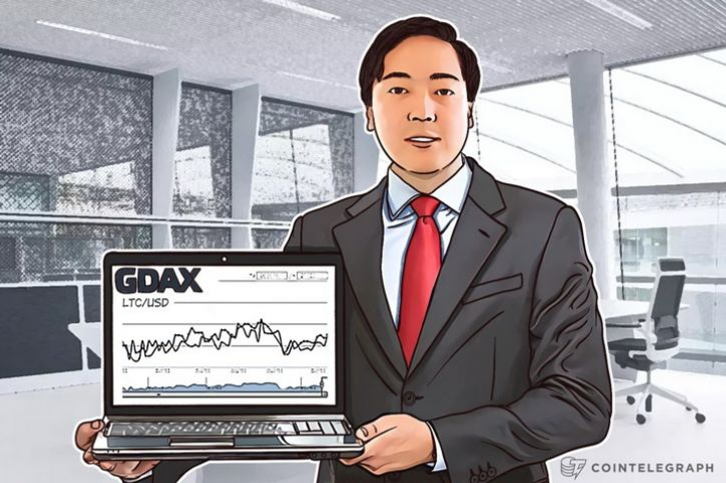 SegWit Hype Sees Litecoin Price Pass $10 For First Time Since 2014