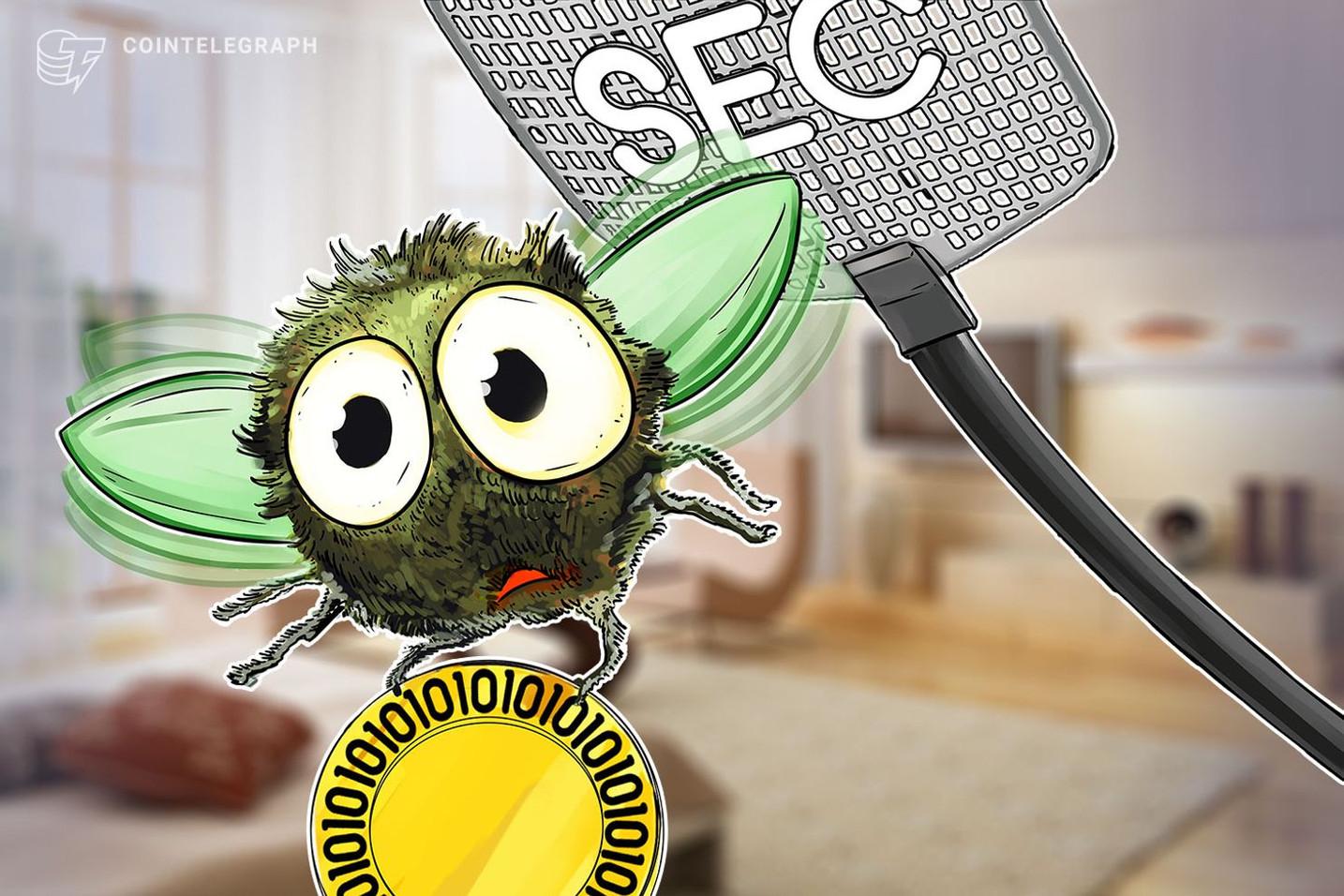 米SEC:2つの仮想通貨ETNの取引停止を決定、ETFと混乱させる説明を行う