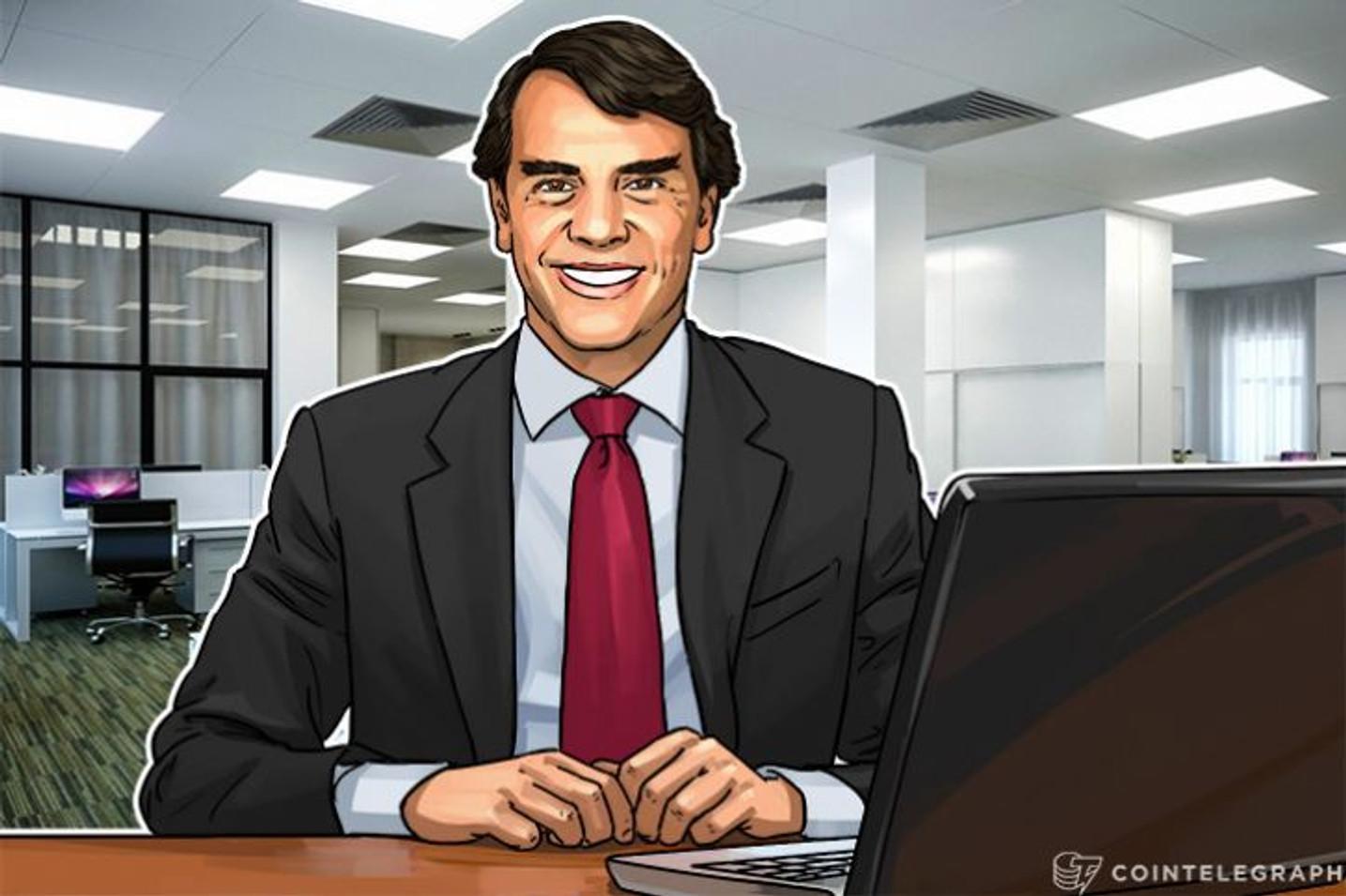 Tim Draper Acquires 10% of Anti-Email Spam Blockchain Project Credo