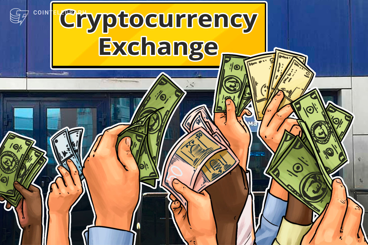 Report: Binance, OKEx Volumes Surge While Coinbase, Kraken See Over 70% Drops